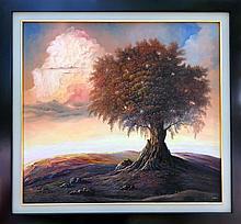 Oil on Canvas Original Espinosa