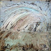Abstract Oil Original High End Saudemont