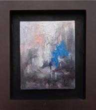 Abstract-Mixed Media on Canvas Original Alvarez
