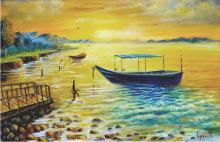 Oil on Canvas Original High End Raphael