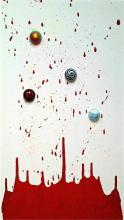 Mixed Media on Polycarbon- Original High End-Copabianco