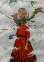Nature Unleashed-Original Acrylic on canvas