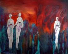 Original Oil-Nicole Denarie Saudemont-32 x 39