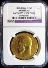 Ancient, Russian and World Coins and Medals Auction