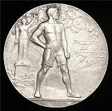 France: 1920 National Federation of Physical Education Societies