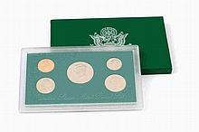 U.S.A. - 5 coins, Proof Set 1996 S