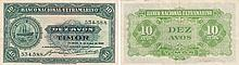 Paper Money - Timor 10 Avos 1940