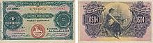 Paper Money - Cape Verde 4 Centavos 1914