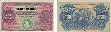 Cape Verde - 10 Centavos 1914