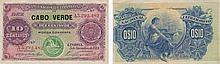 Paper Money - Cape Verde 10 centavos 1914
