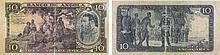 Paper Money - Angola 10 Angolares 1946