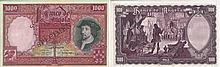 Paper Money - Angola 1000 Angolares 1944 SPECIMEN, RARE