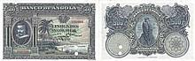 Paper Money - Angola 500 Angolares 1927 SPECIMEN, RARE