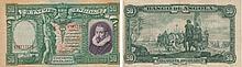 Paper Money - Angola 50 Angolares 1951