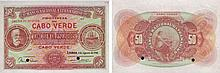 Paper Money - Cape Verde 50$00 1941 SPECIMEN