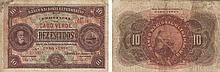 Paper Money - Cape Verde 10$00 1921