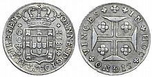 Portugal - D. Joao Prince Regent - 400 Reis 1814