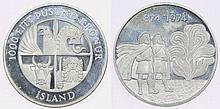 Iceland - 1000 Kronur 1974