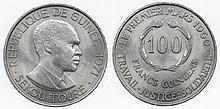 Guinea - 100 Francs 1971