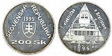 Slovakia - 200 Korun 1995