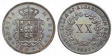Portugal - D. Maria II - XX Reis 1851