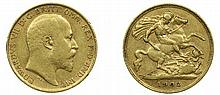 Great Britain - 1/2 Sovereign 1902