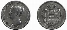 Portugal - D. Maria II - 500 Reis 1837, RARE