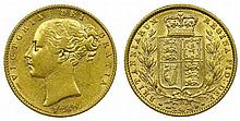 Great Britain - Sovereign 1869 (25)