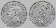 New Zealand - Crown 1949