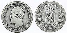 Norway - Krone 1877