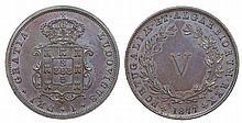 Portugal - D. Luis I - V Reis 1877