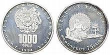 Armenia - 1000 Dram 1994
