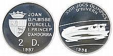 Andorra - 2 Diners 1997