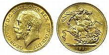 Great Britain - Sovereign 1911