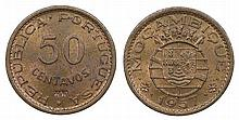 Mozambique - 50 Centavos 1957, Prova