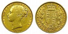 Great Britain - Sovereign 1871 (98)