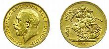 Great Britain - Sovereign 1912