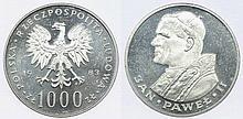 Poland - 1000 Zlotych 1983