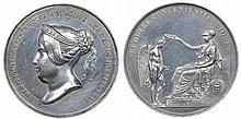 Portugal - D. Maria II - Medal 1851, RARE