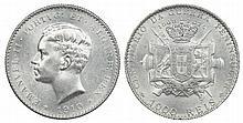 Portugal - D. Manuel II - 1000 Reis 1910