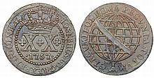 Brazil - D. Jose I - XX Reis 1757
