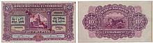 Paper Money - Portuguese India - Nova Goa 10 Rupias 1924 SPECIMEN