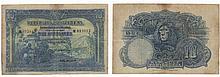 Paper money - Angola - 10 Angolares 1926