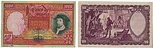 Paper Money - Angola 1000 Angolares 1952 SPECIMEN, RARE