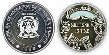 Saint Thomas & Prince - 1000 Dobras 1999