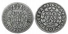 Angola - D. Jose I - 2 Macutas 1762
