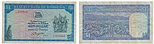 Paper money - Rhodesia 1 Dollar 1978