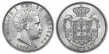 Portugal - D. Carlos I - 1000 Reis 1899