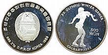 North Korea - 500 Won 1989