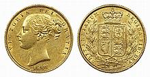 Great Britain - Sovereign 1853